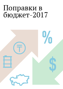 Поправки в республиканский бюджет 2017 года