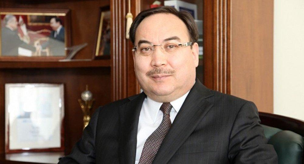 Ержан Казыханов