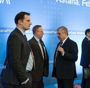 Переговоры по Сирии в Астане - второй раунд