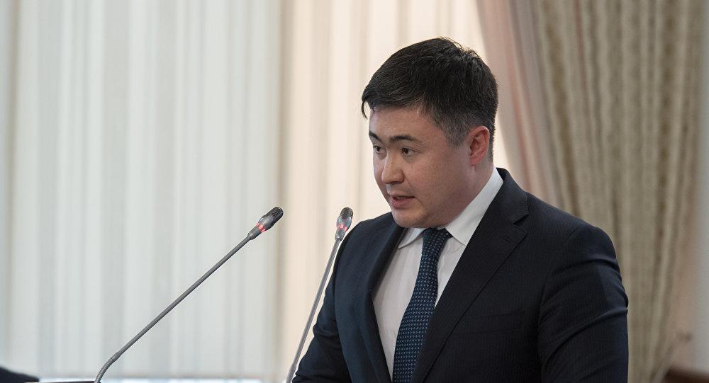 Ұлттық экономика министрі Тимур Сүлейменов