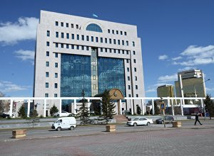 Архивное фото Центральной избирательной комиссии РК