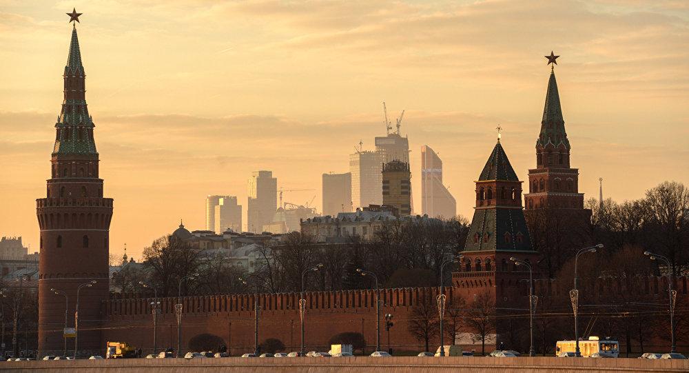 Кремль, Мәскеу - рекадр