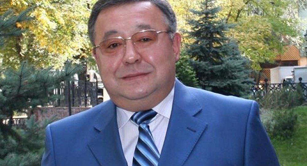 Қазақстанның ФармМедИндустриясы президенті Серік Сұлтанов