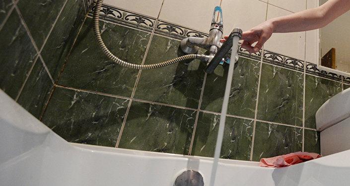 Архивное фото ванной комнаты