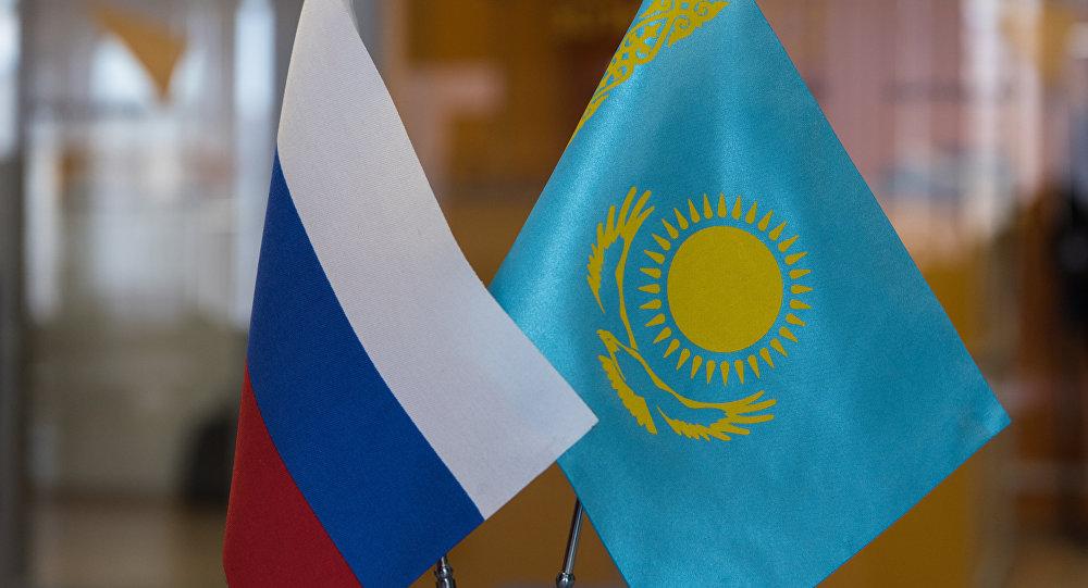 Ресей және Қазақстан тулары