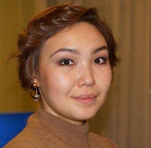 Пресс-секретарь РГП Казгидромет Малика Бульдекбаева