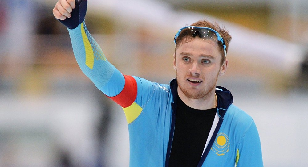 Конькобежец Денис Кузин— серебряный призер Азиады-2017!