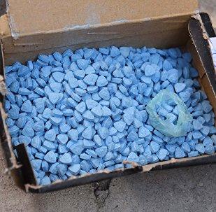 МДМА (экстази) таблеткалары