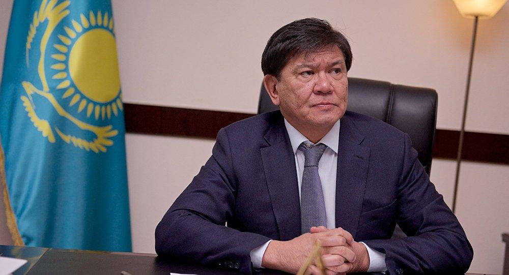 Ермұхамет Ертісбаев
