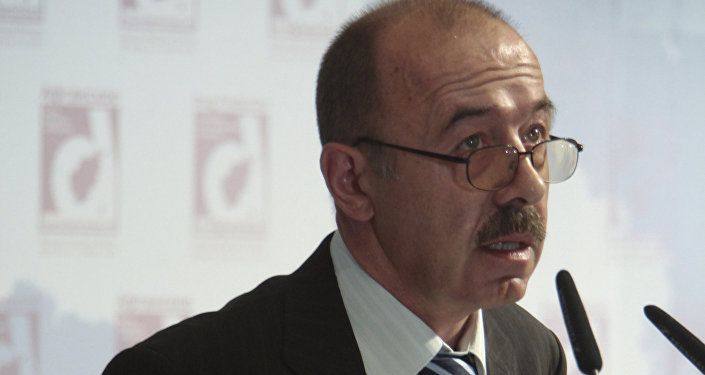 Политолог Александр Князев