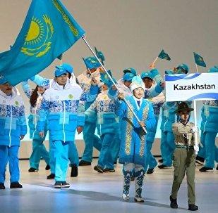 Сборная Казахстана на Азиаде-2017
