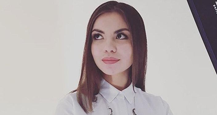 Павлодар тұрғыны Виктория Петрова