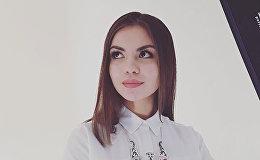 Жительница Павлодара Виктория Петрова