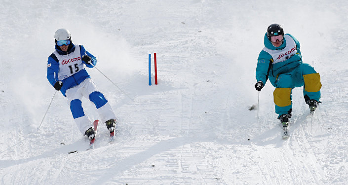 Казахстанские биатлонистки завоевали все медали намасс-старте Азиады