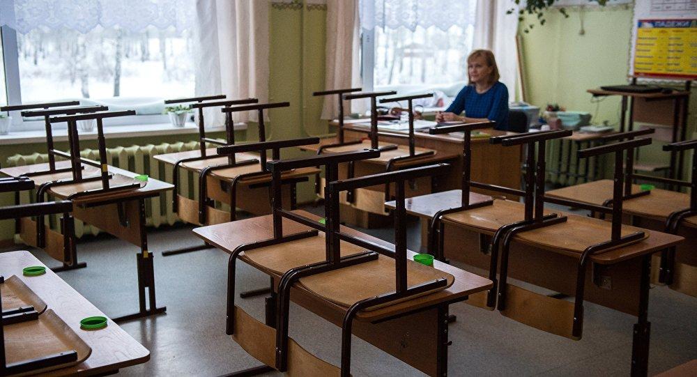 Карантин в школах Омска