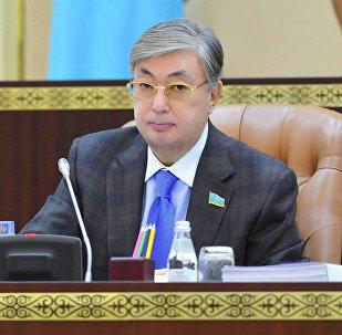 Касым-Жомарт Токаев