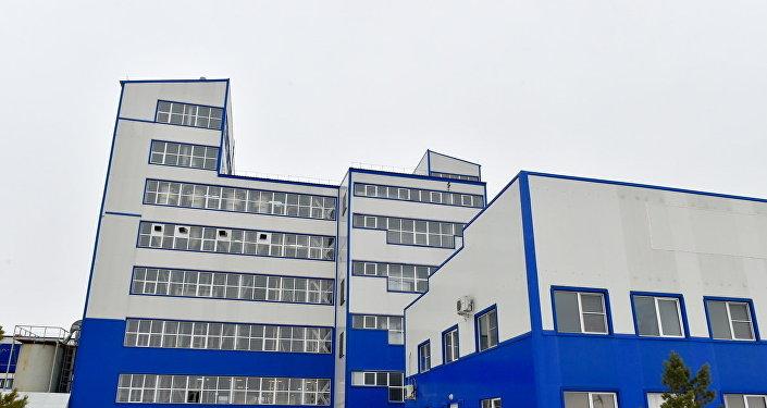 Завод BIOHIM