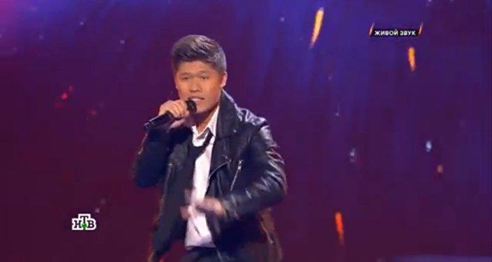 Выступление Влада Лоскутова на конкурсе Ты супер!