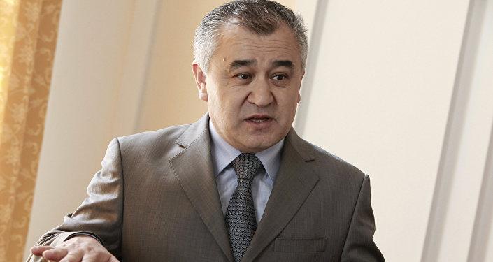 ВБишкеке митингующие потребовали освободить лидера парламентской оппозиции