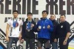 Победители чемпионата Казахстана по жекпе-жек