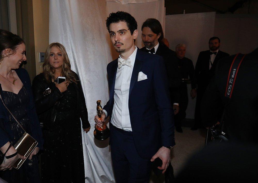 Режиссер Дэмьен Шазелл Оскар тарихында ең жас режиссер сыйлық иегері атанды. Ол небәрі 32 жаста.