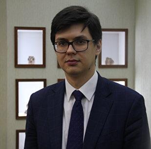 Глава информационно-аналитического центра МГУ им.Ломоносова Сергей Рекеда