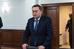Министр иностранных дел Республики Казахстан Мухтар Тлеуберди