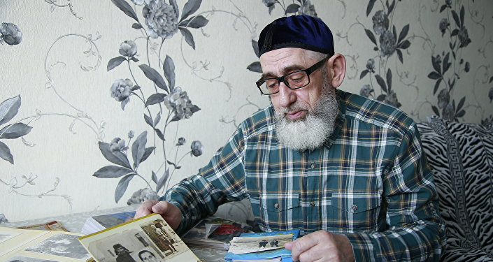 Фотографии из архива Магомеда Султыгова