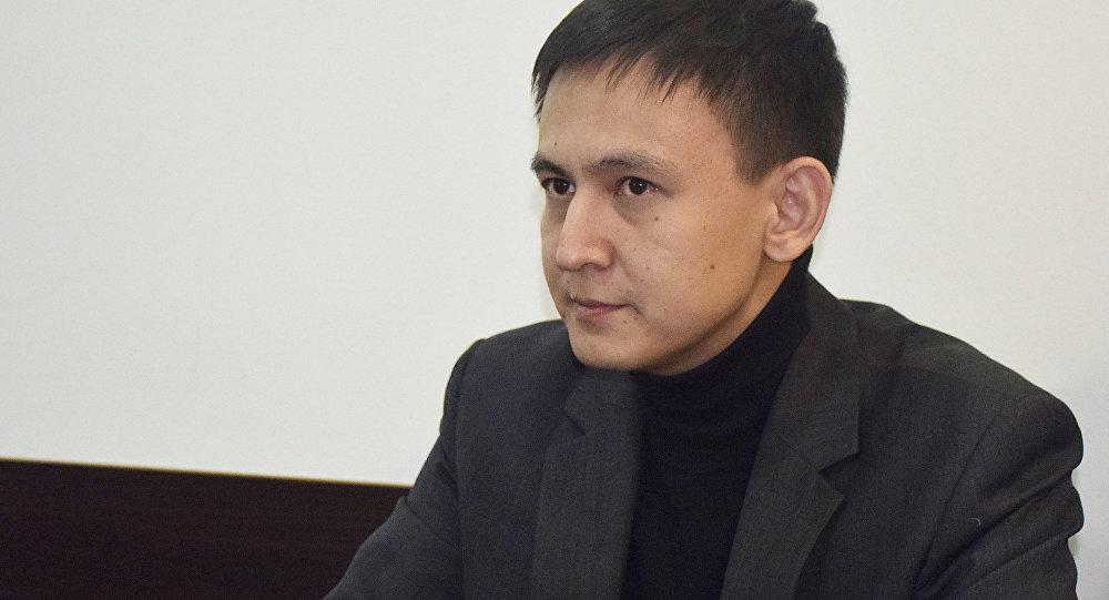 Джохар Өтебеков