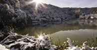 Алматы тауларындағы көктем