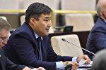 Депутат сената РК Дархан Калетаев