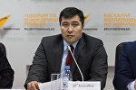 Председатель Ассоциации ММА Казахстана Асылбек Дюсенов