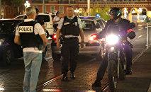 Полиция Франции.Архивное фото