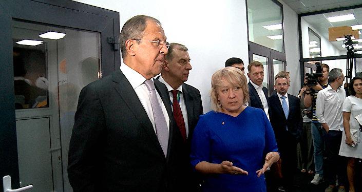 LIVE: Открытие современного редакционного центра Sputnik  в Бишкеке