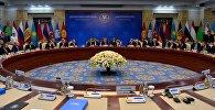 Саммит глав государств-членов Содружества в Бишкеке