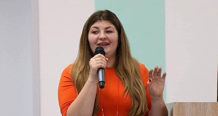 Ольга Ребковец
