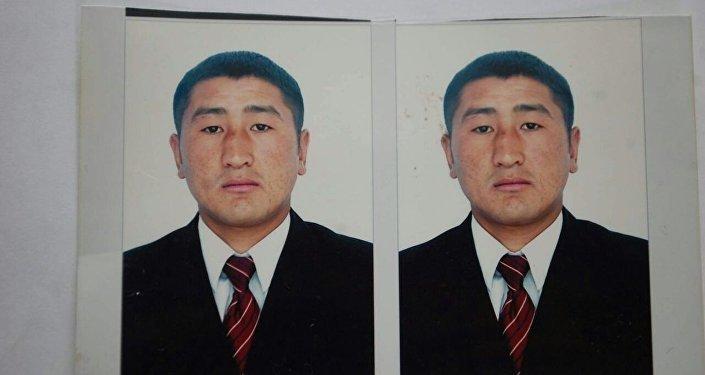 Жениш Калдыбаев. Родился 1981 году в Оше