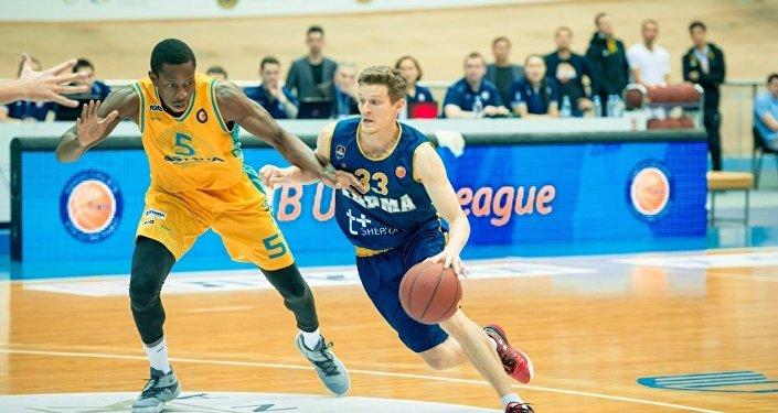 Баскетбольный клуб Астана
