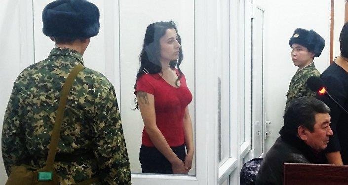 Трансгендер Виктория Берікқожаева