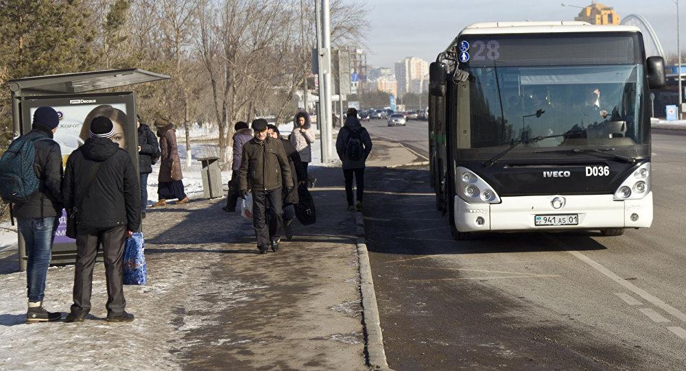 Автобус. Архивное фото