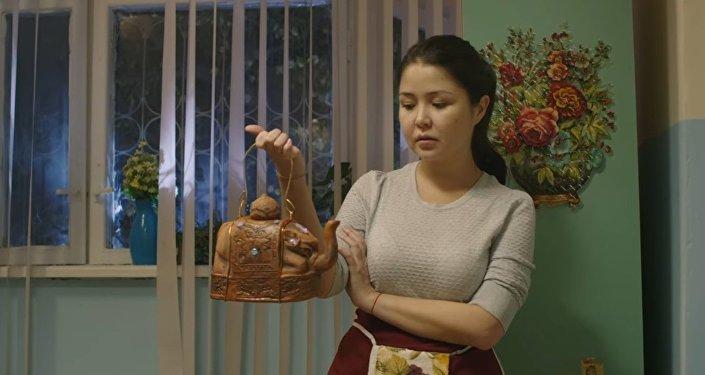 Кадр из фильма Келинка тоже человек