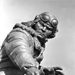 Памятник летчику Н.Абдирову