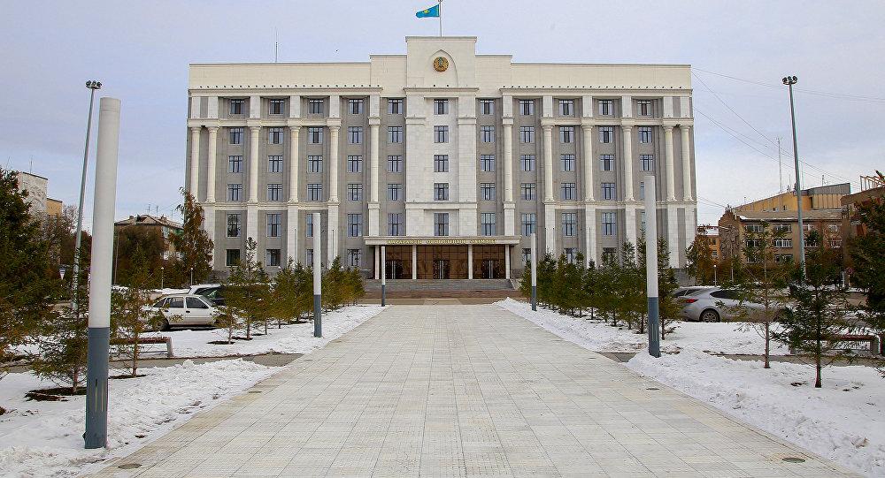 Қарағанды облысының әкімдігі
