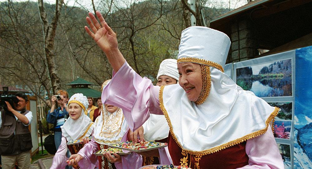 знакомство обычаи сватовство казахские традиции и