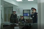 Полиция бөлімі, архив сурет