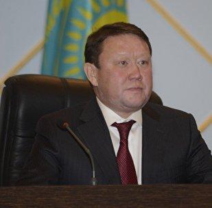 Аким СКО Кумар Аксакалов