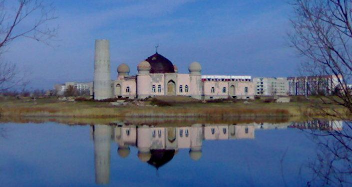 Здание дворцовой мечети выставлено на продажу в Аркалыке