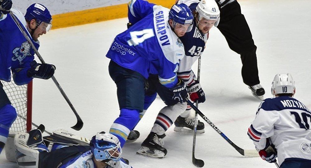 Первым полуфиналистом вборьбе заКубок Гагарина стал «Металлург» изМагнитогорска