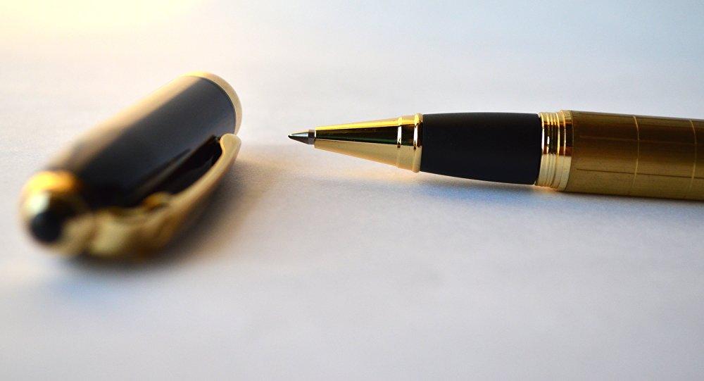 Подпись, соглашение, документ