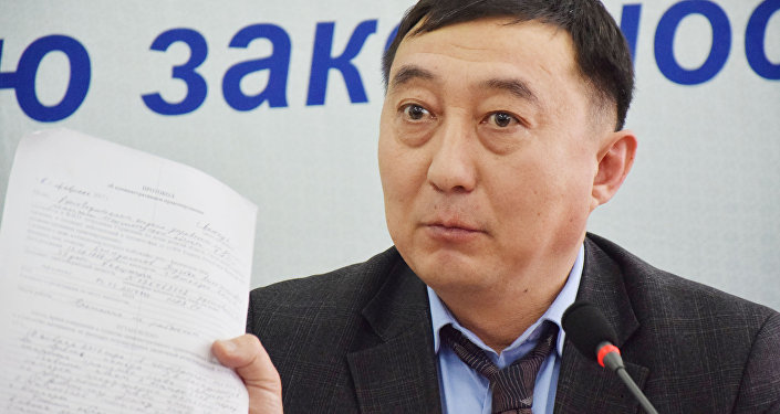 Адвокат Галым Нурпеисов
